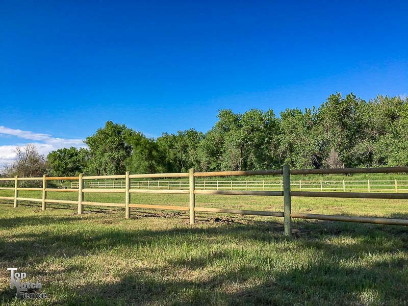 Ranch Fencing - Rail Fencing Pueblo CO