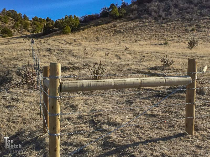 Barbed Wire Ranch Fencing Pueblo CO