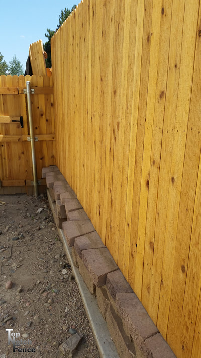 Wood Fence Installation | Pueblo CO