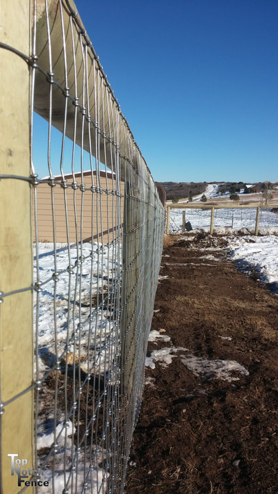 Ranch Fence Installation | Pueblo CO